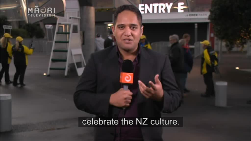 Video for Blues to debut pre-match haka for Lions match