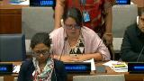 Video for Te Ikaroa represent 80 hapū and iwi at UN Ocean Conference
