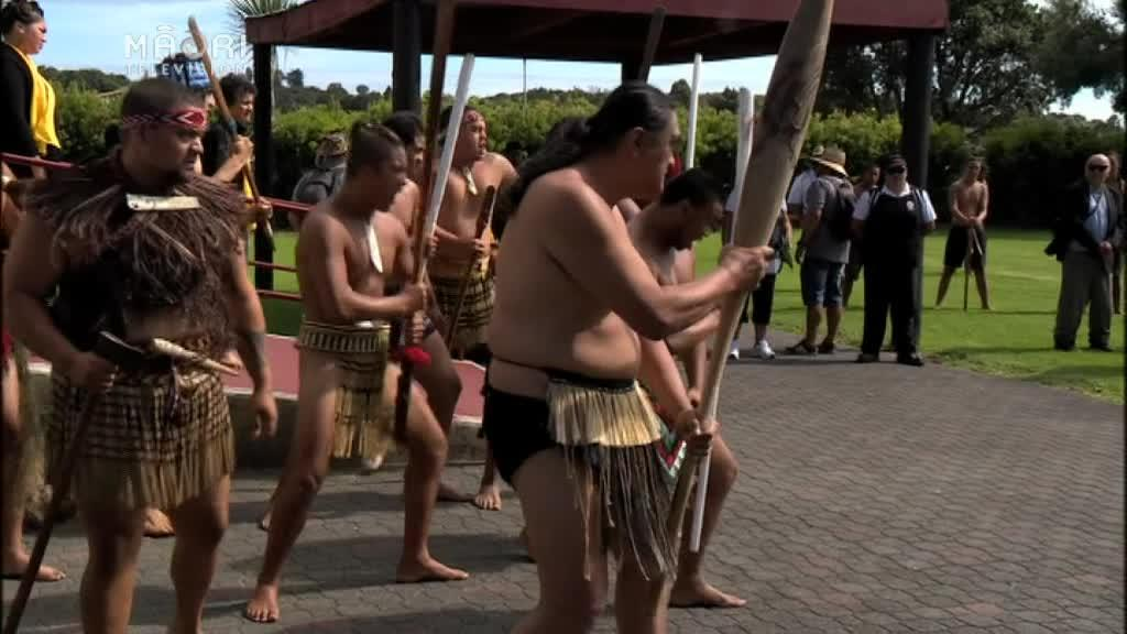 Video for No more official Waitangi pōwhiri for Te Tii Marae