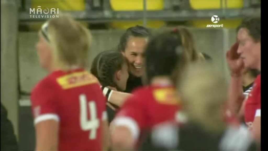 Video for NZ Black Ferns begin campaign with a win over Canada