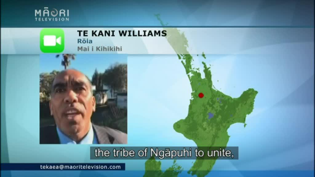 Video for Māori Lawyer says treaty claim process flawed for Ngāpuhi