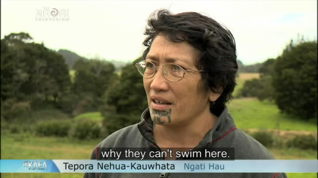 Video for Ngāti Hau plan to return their river to its natural course