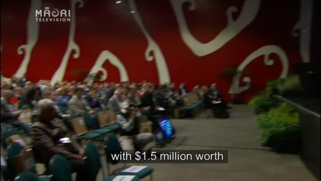 Video for $1.5 million to boost Māori enterprise growth