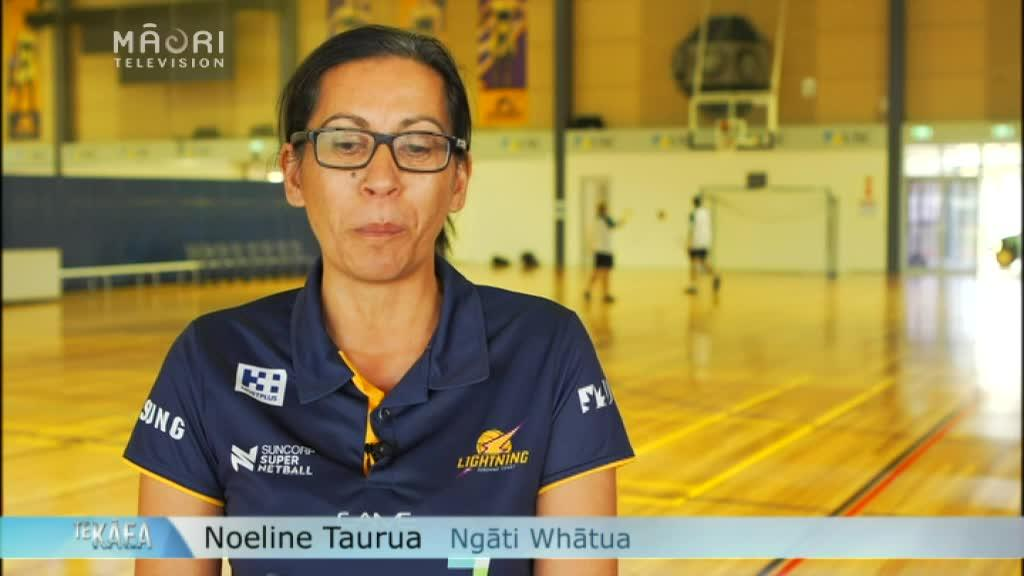 Video for Mikaere and Lightning favourites to win Aussie title
