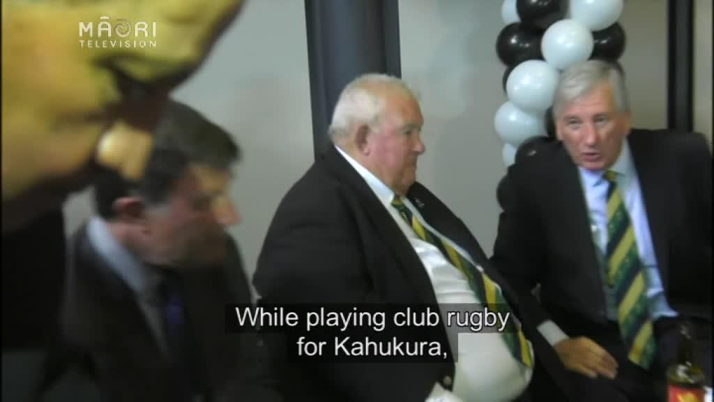 Video for Former Māori AB launches autobiography on eve of Māori vs Lions test