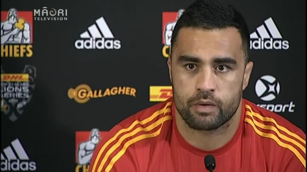 Video for Māori All Blacks back for the Chiefs encounter with the Lions