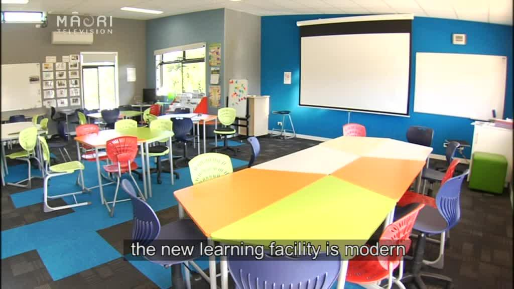 Video for Auckland home to New Zealand's newest refugee school