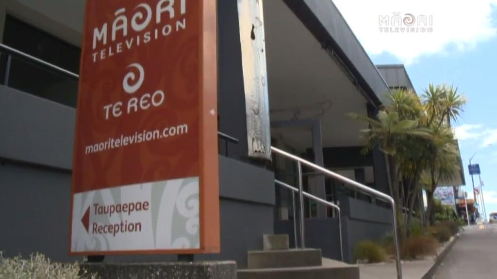 Video for Māori Television's news and current affairs to feature on Stuff website