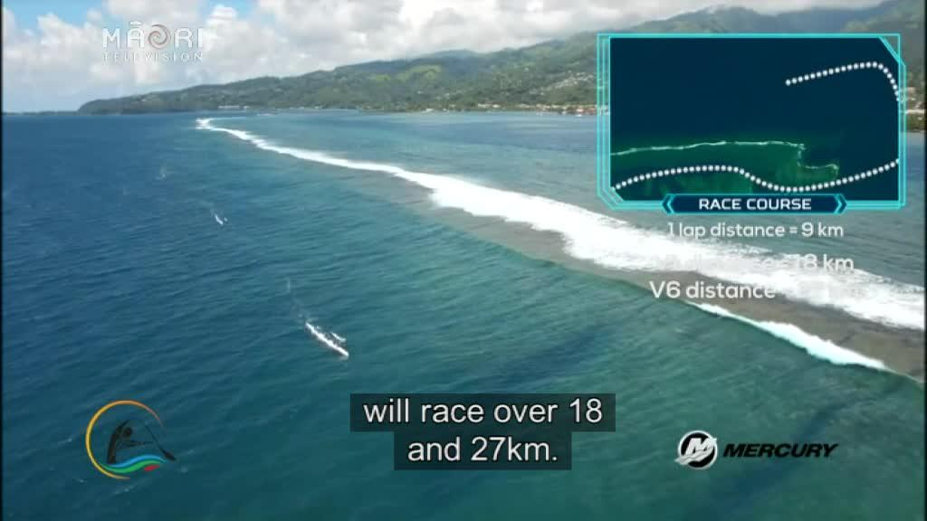 Video for NZ teams to compete in first IVF Va'a Distance Championships