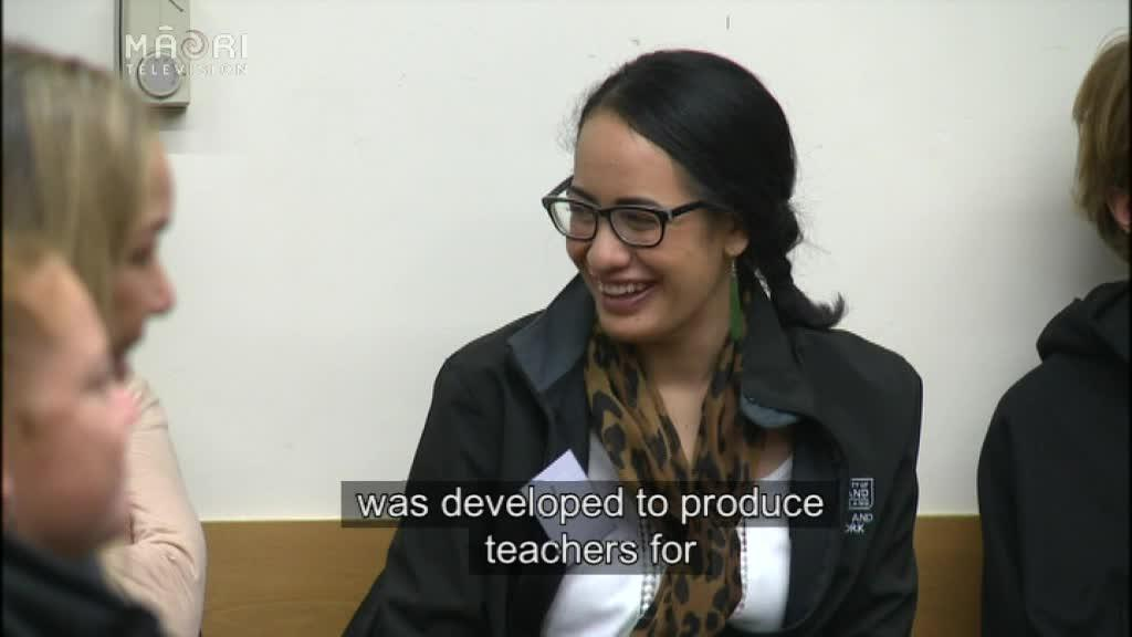 Video for UOA Te Huarahi Māori teaching degree celebrates 21 years
