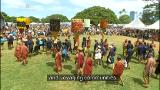 Video for Hawaiian spear ritual seen for the first time in 200 years