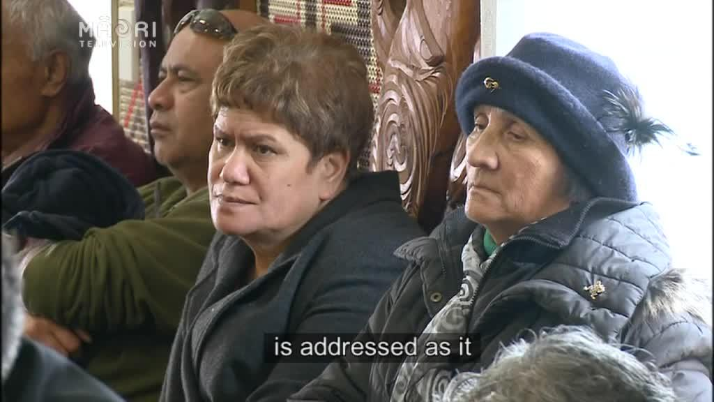 Video for Hokianga claimant's want the Crown to address poverty