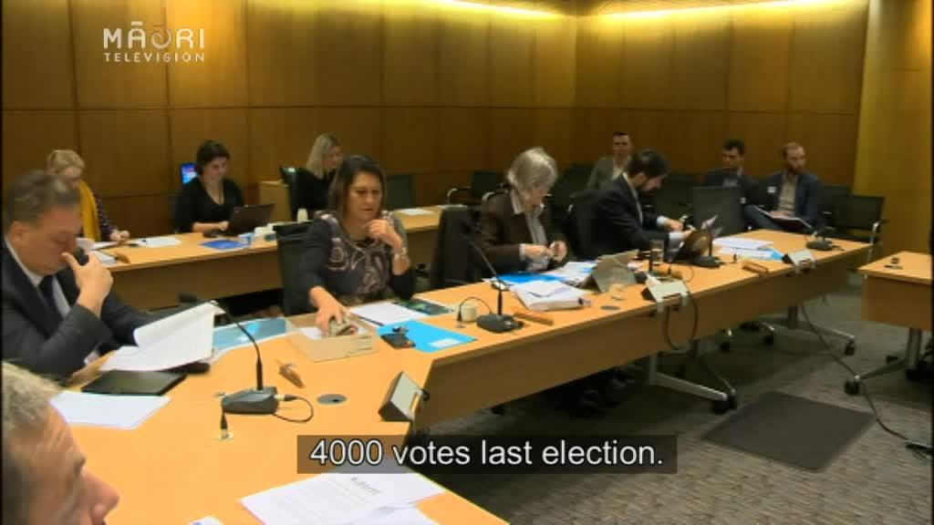 Video for  Māori Party officially name Te Tai Tonga candidate