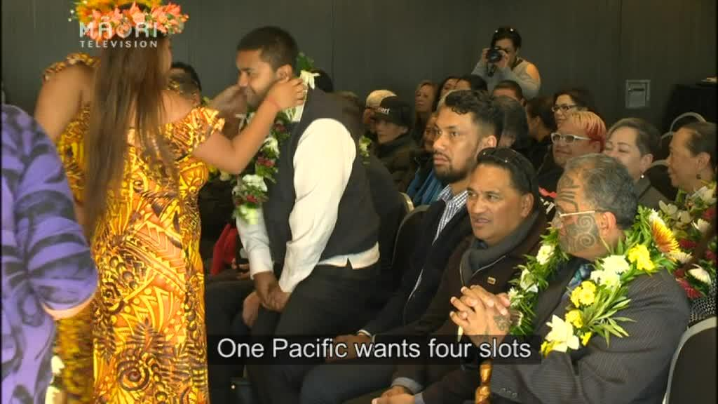 Video for Māori and Pasifika unite under Maori Party banner