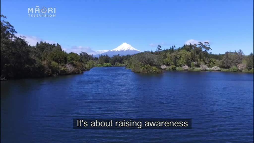 Video for Iwi continue discussions around tikanga on Mt Taranaki