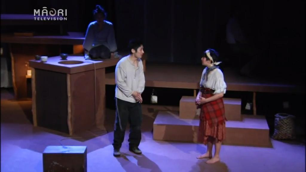 Video for Weaving cultures together through theatre