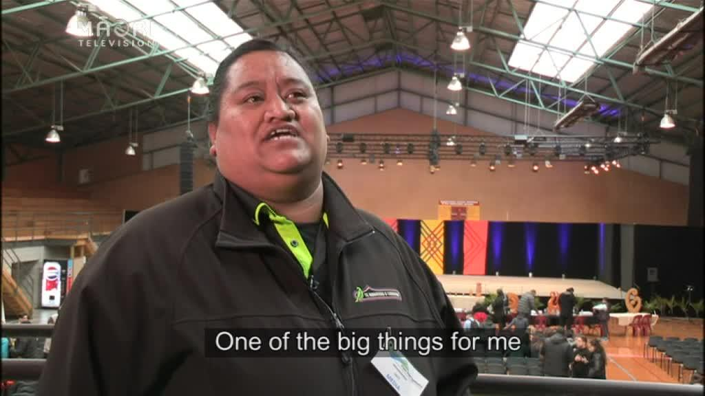 Video for Kapa haka preserving Whanganui and Taranaki dialects