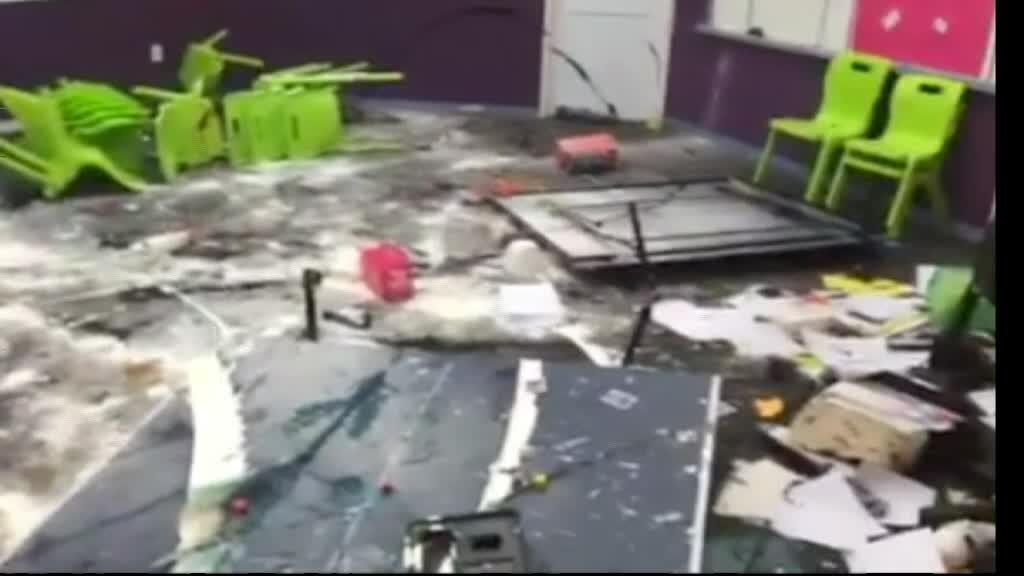 Video for Community band together to clean up vandalised Kaikohe Kura Kaupapa
