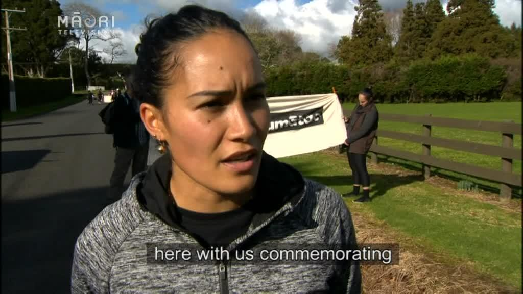 Video for Ihumātao protest incorporates Waikato Invasion