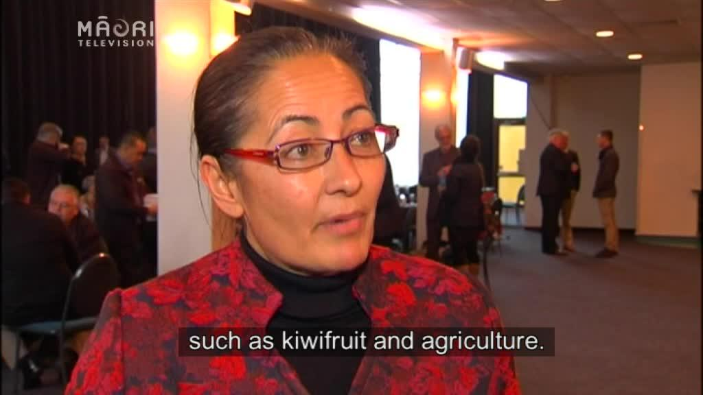 Video for Māori primary industries flourish in the Bay of Plenty