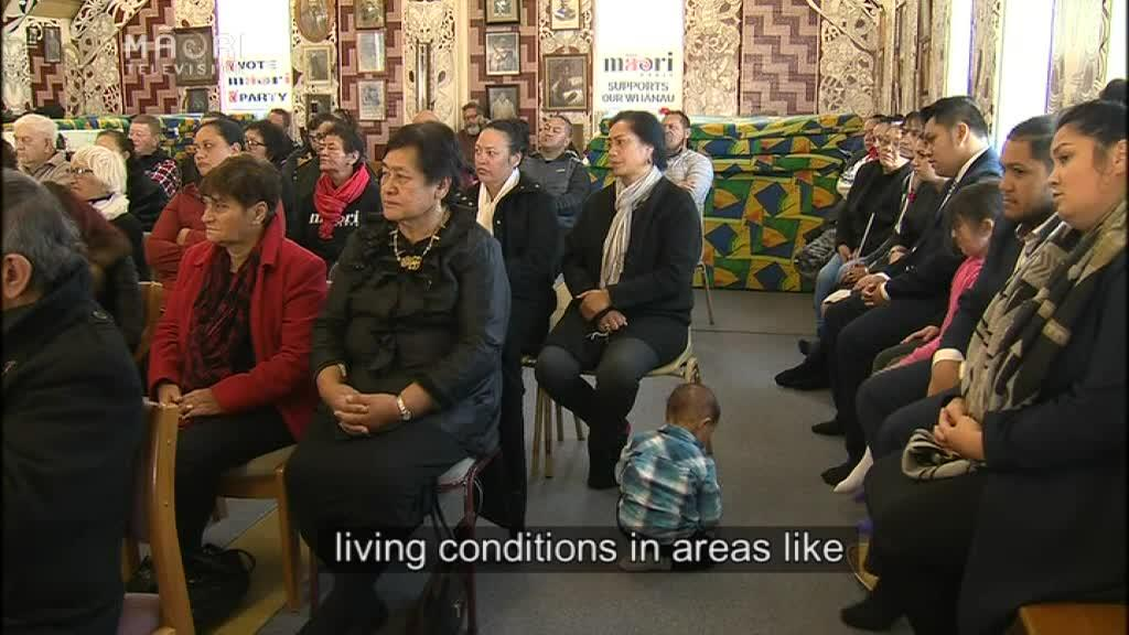 Video for Marama Fox launches Ikaroa Rawhiti campaign