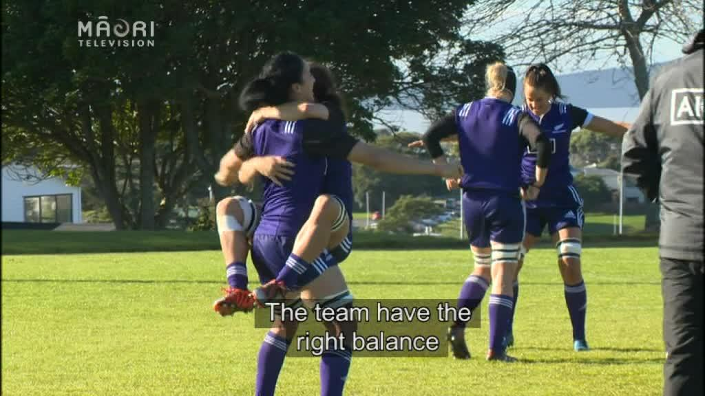 Video for Black Ferns have the team to win WRWC