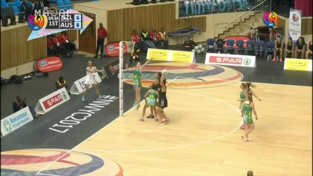 Video for NZ U21 netball team take out fourth World Youth Cup title