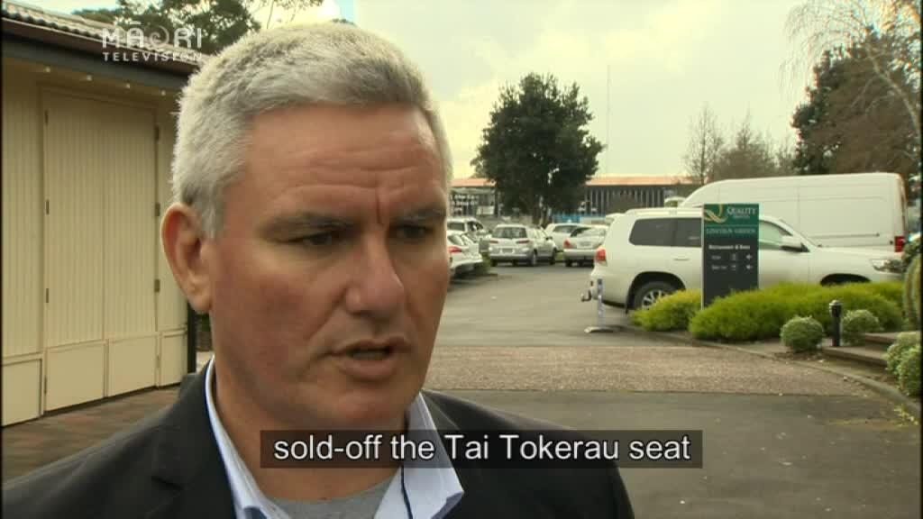Video for Labour says Māori seats are safe