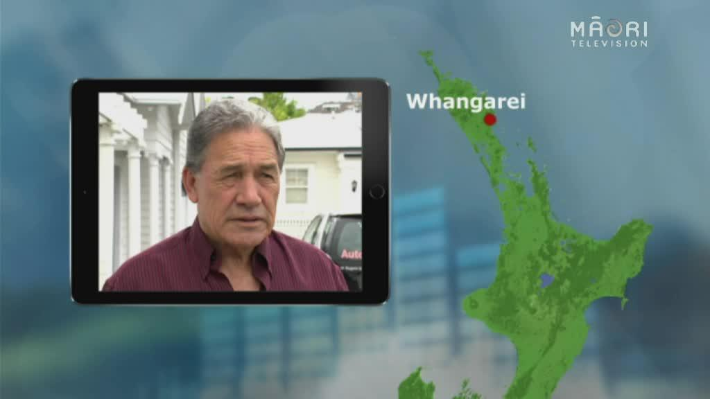 Video for  Winston Peters reaffirms push to eliminate Māori seats