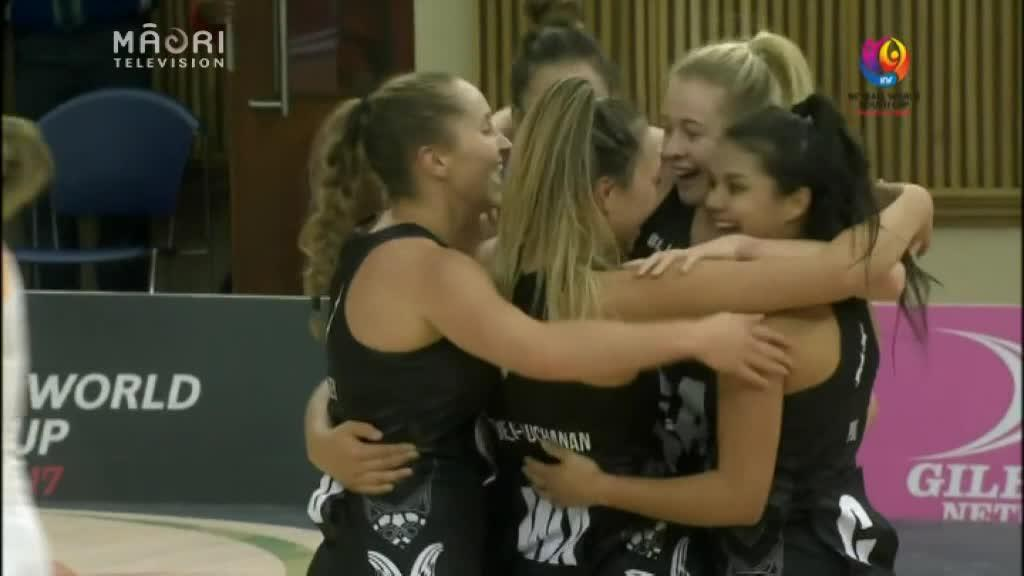 Video for NZ U21 netball team return home after successful World Youth Cup