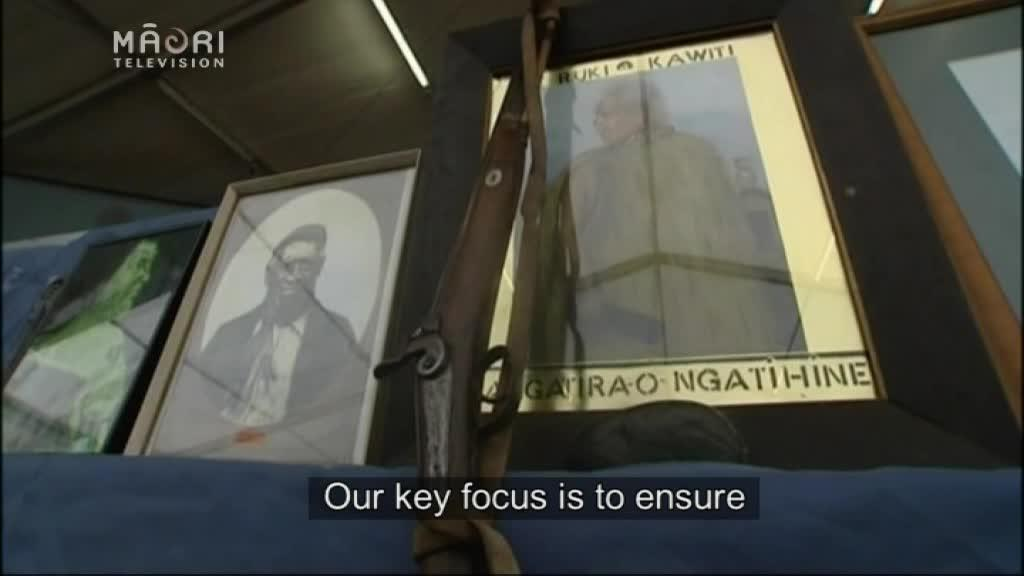 Video for Calls for a change in Ngapuhi leadership