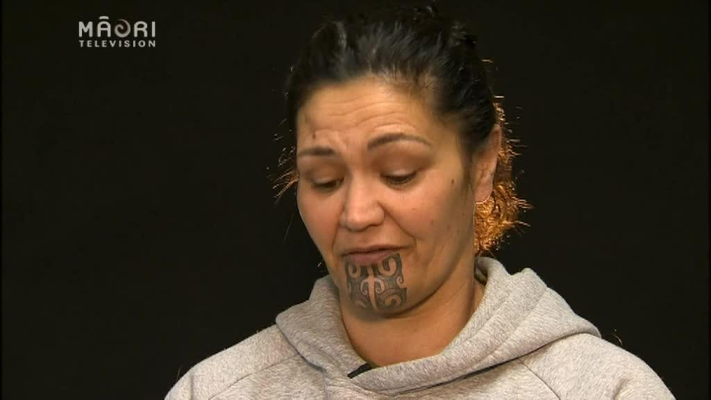 Video for Moko kauae marks new chapter for former drug addict
