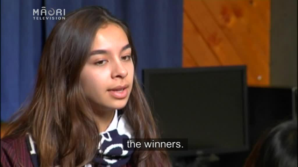 Video for Digital win sees Rotorua Girls travel to Belgium