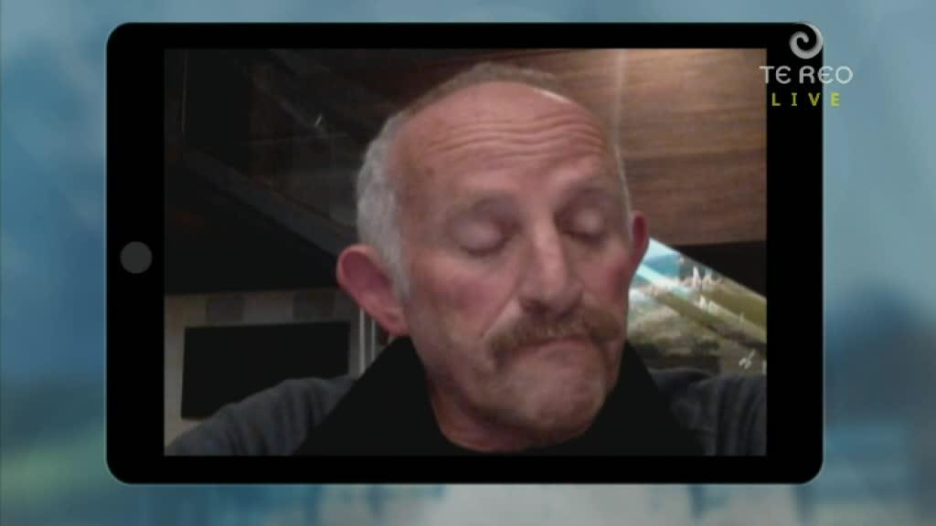 Video for Gareth Morgan supports te reo in Parliament