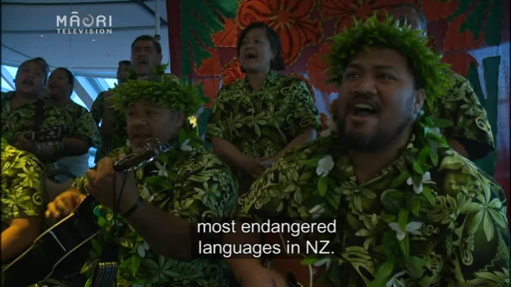 Video for Celebrating Cook Island Language Week