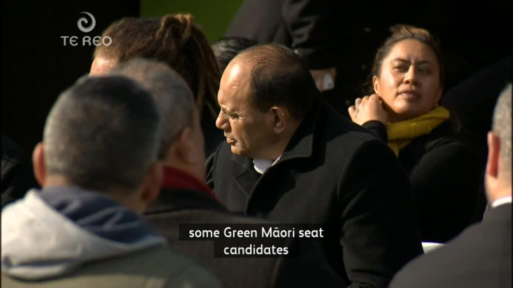Video for Labour launches campaign for Māori seats