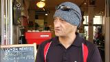 Video for Former homeless man John Heta leads by example