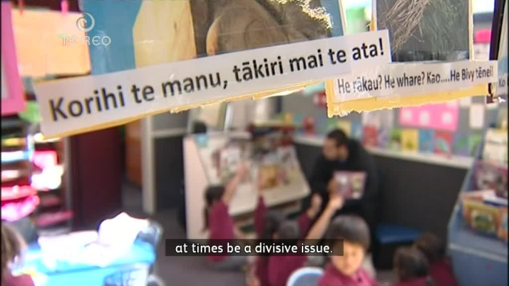 Video for Māori Language Commission to celebrate 30th anniversary