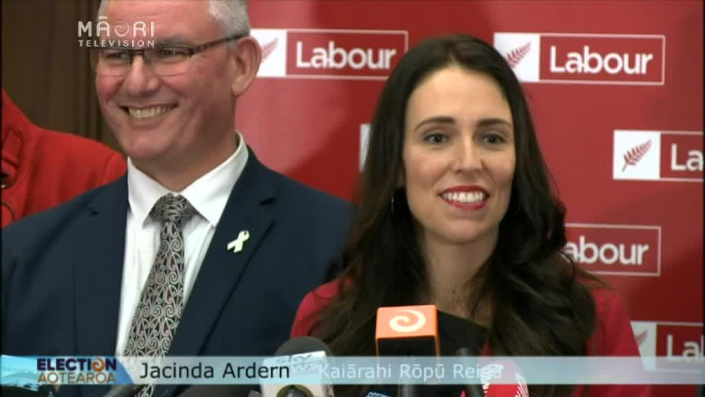 Video for Labour ushers in new leaders
