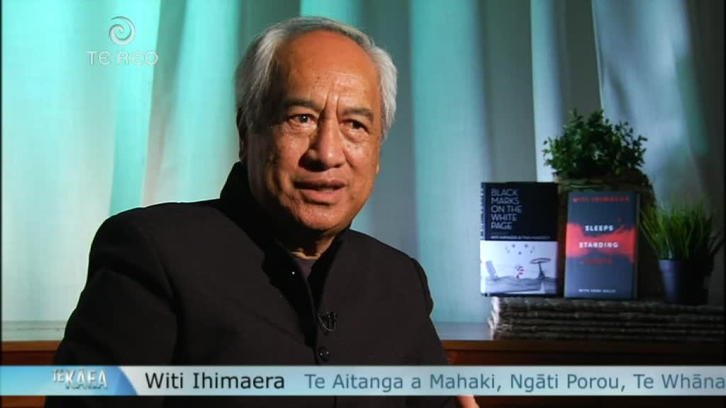 Video for Witi Ihimaera strives to maintain kaupapa Māori