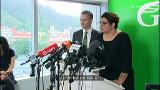 Video for Greens co-leader James Shaw supports Metiria despite benefit and electoral fraud