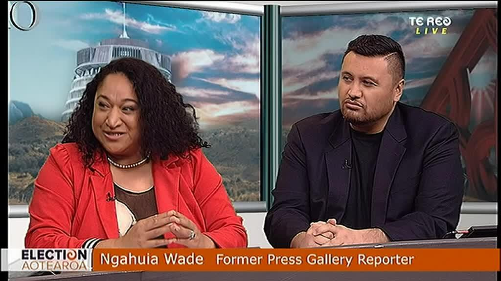 Video for Pundits say Māori Party are 'under threat'
