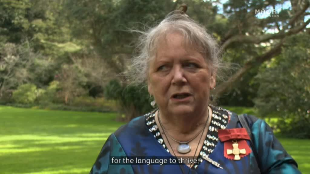 Video for Moe Milne and Susan Huria made Officers of the NZ Order of Merit