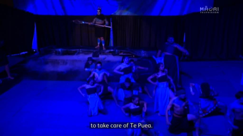 Video for Return to the River fushion showcase to feature at Māori King's 11th Coronation