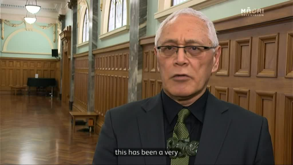 Video for First reading for Heretaunga Tamatea Claims Settlement Bill