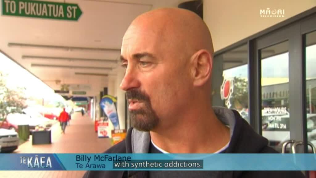 Video for Synthetic highs reach epidemic proportions in Rotorua