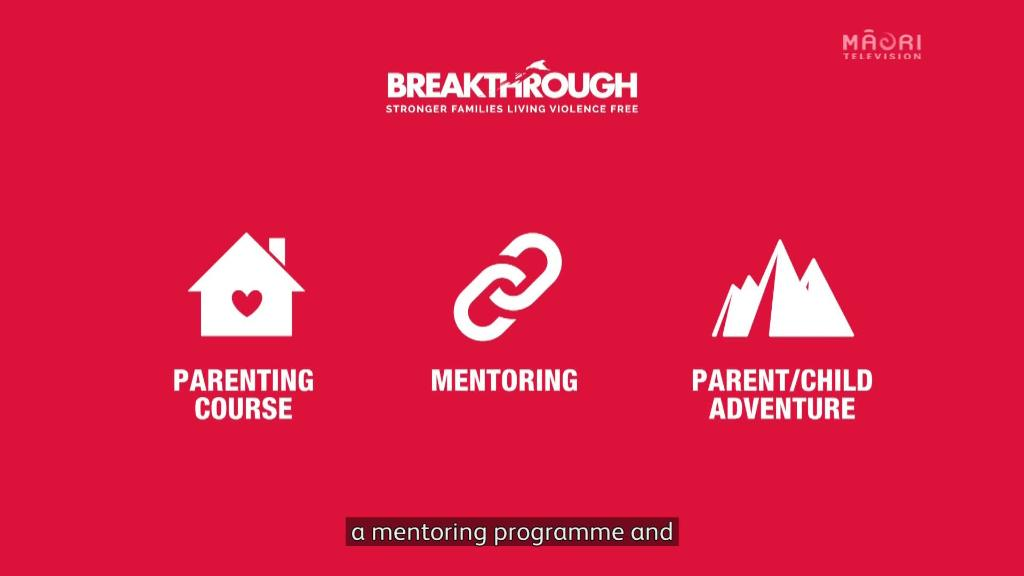 Video for Breakthrough programme to build better dads