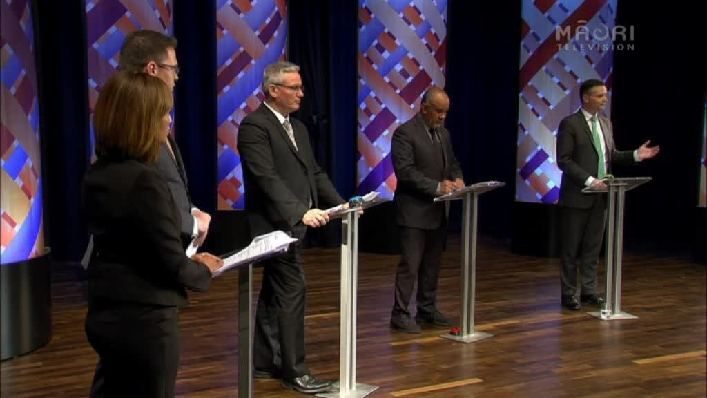 Video for Election Aotearoa: Party leaders debate tackling homelessness
