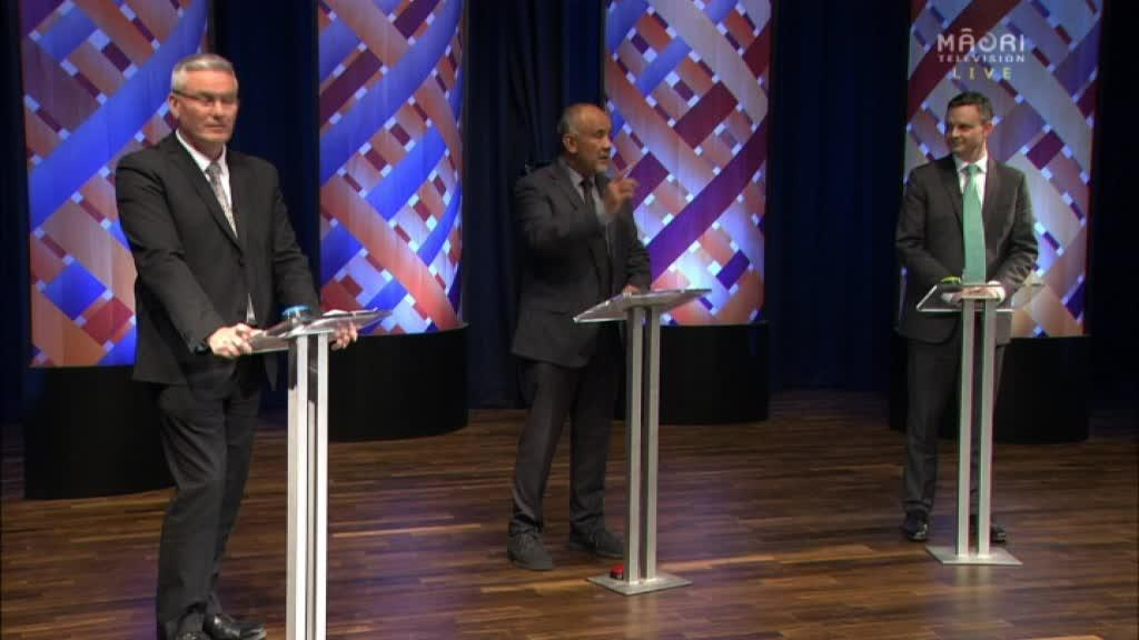Video for Election Aotearoa, Leaders Debate