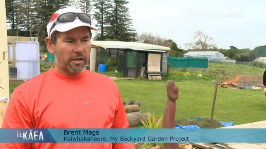 Video for Free garden boxes to tackle poverty in Māngere